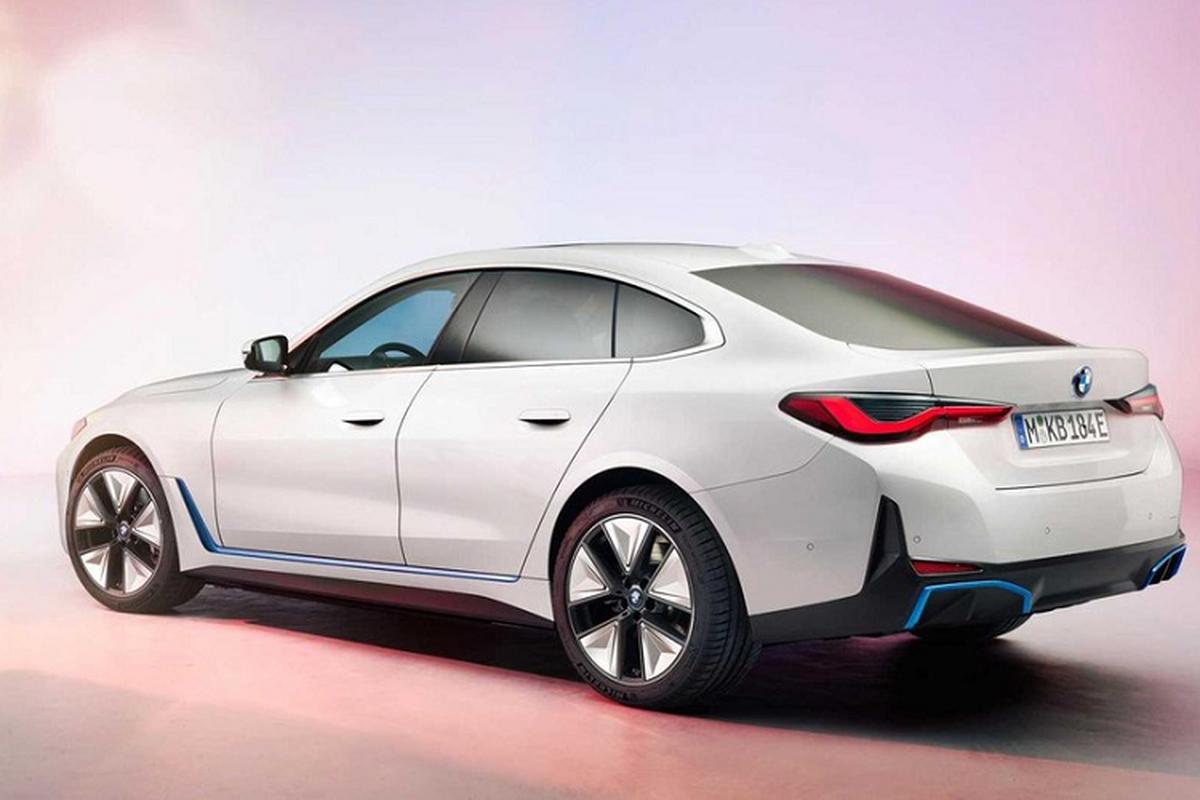 BMW i4 2022, coupe dien manh 523 ma luc chinh thuc trinh lang-Hinh-8
