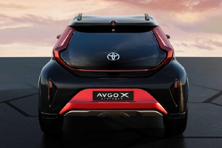 Toyota Aygo X Prologue 2023, crossover ti hon sap ra mat co gi?-Hinh-7