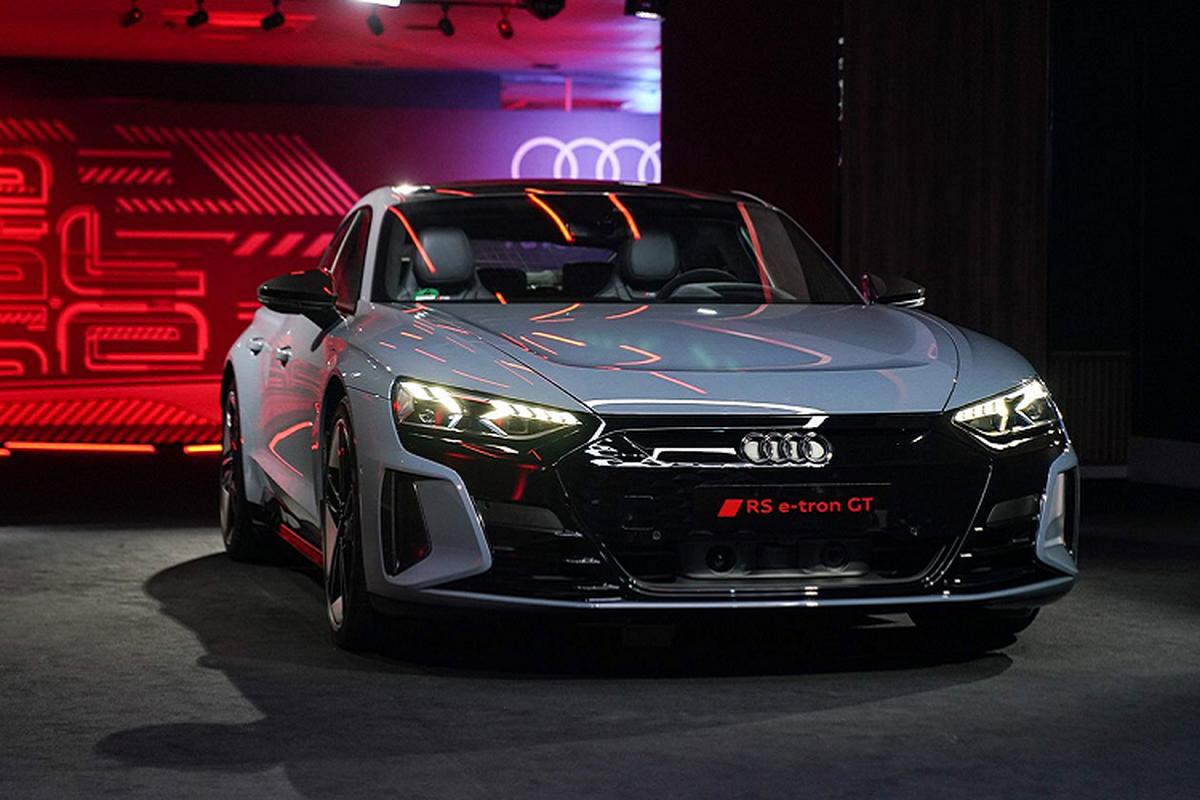 Audi e-tron GT 2022 tu 4,7 ty dong, chao Dong Nam A-Hinh-2