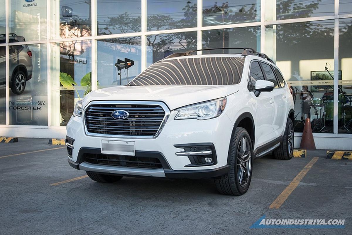 Subaru Evoltis 2021 ruc rich ra mat Dong Nam A,