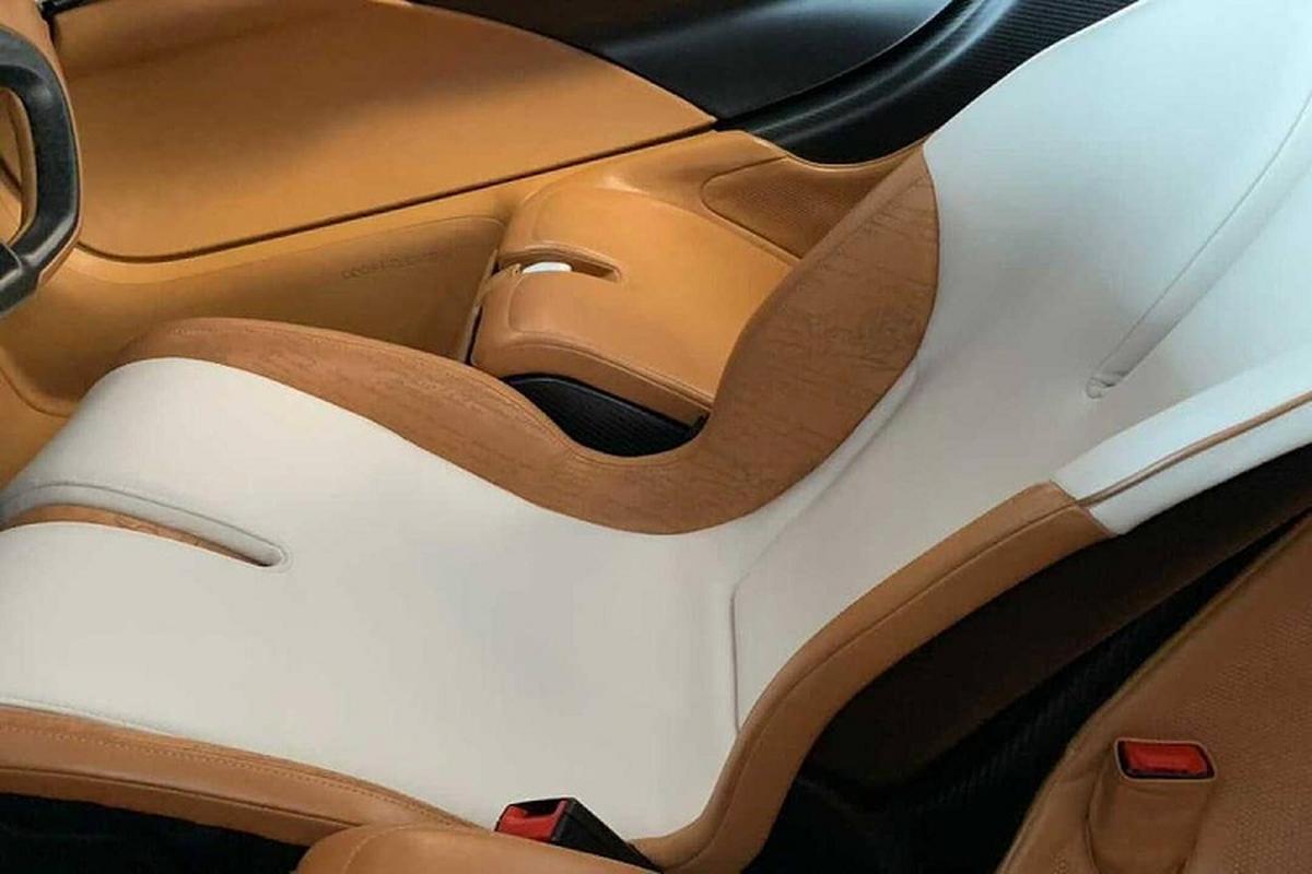 Sieu xe McLaren Speedtail phien ban thoi trang doc ban tren the gioi-Hinh-2