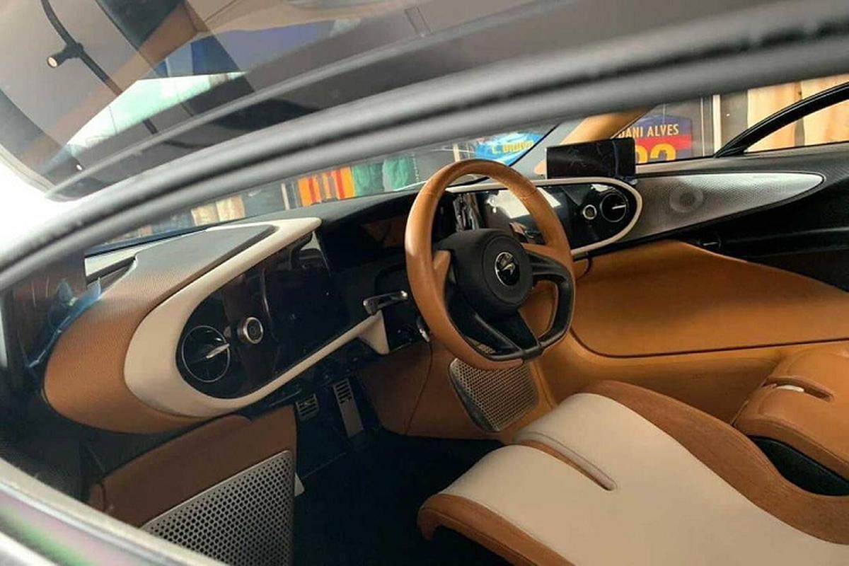 Sieu xe McLaren Speedtail phien ban thoi trang doc ban tren the gioi-Hinh-4