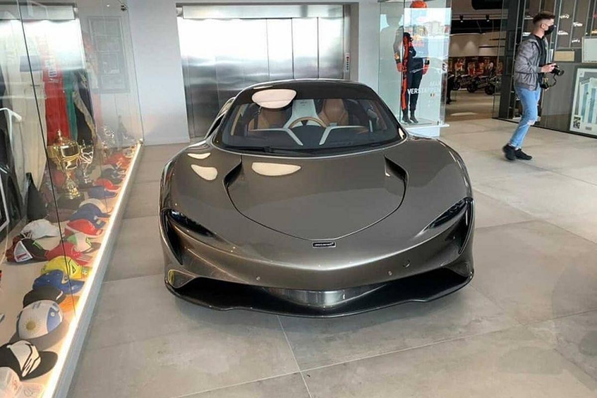 Sieu xe McLaren Speedtail phien ban thoi trang doc ban tren the gioi-Hinh-6