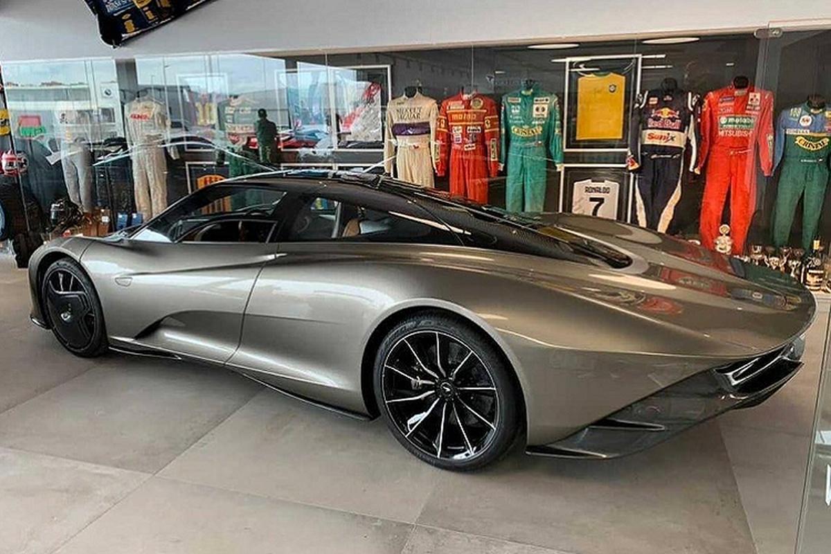 Sieu xe McLaren Speedtail phien ban thoi trang doc ban tren the gioi-Hinh-8