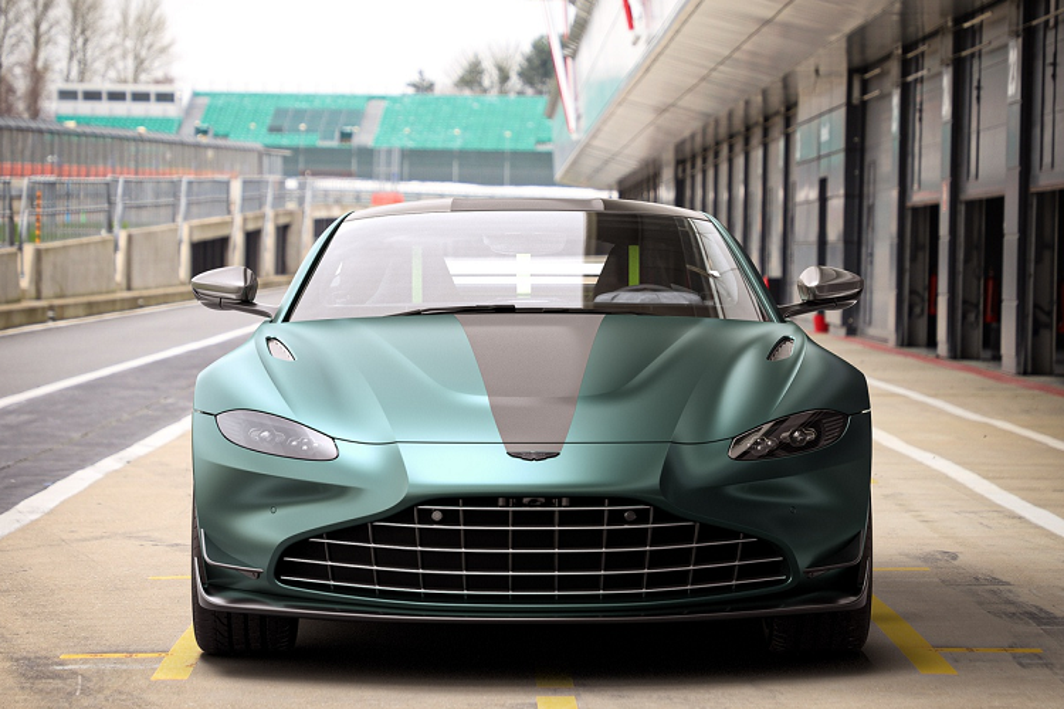 Ra mat Aston Martin Vantage F1 Edition dac biet, hon 4,53 ty dong-Hinh-10