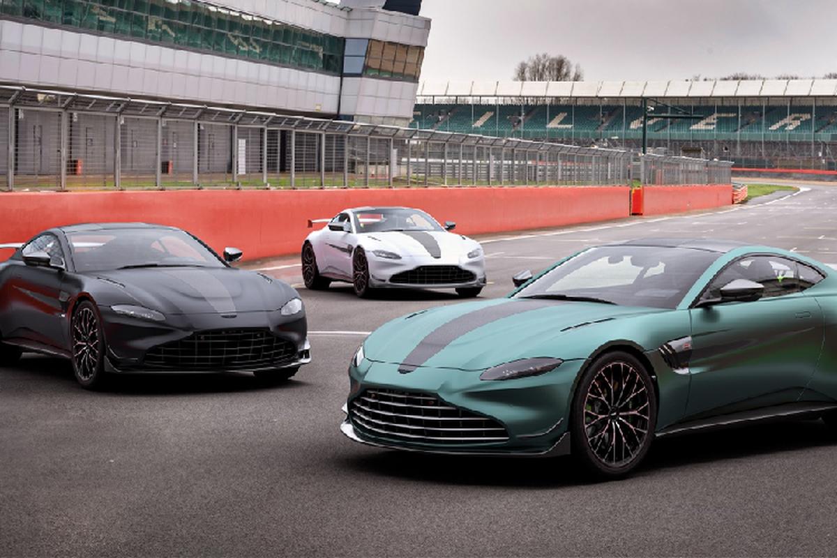 Ra mat Aston Martin Vantage F1 Edition dac biet, hon 4,53 ty dong-Hinh-9