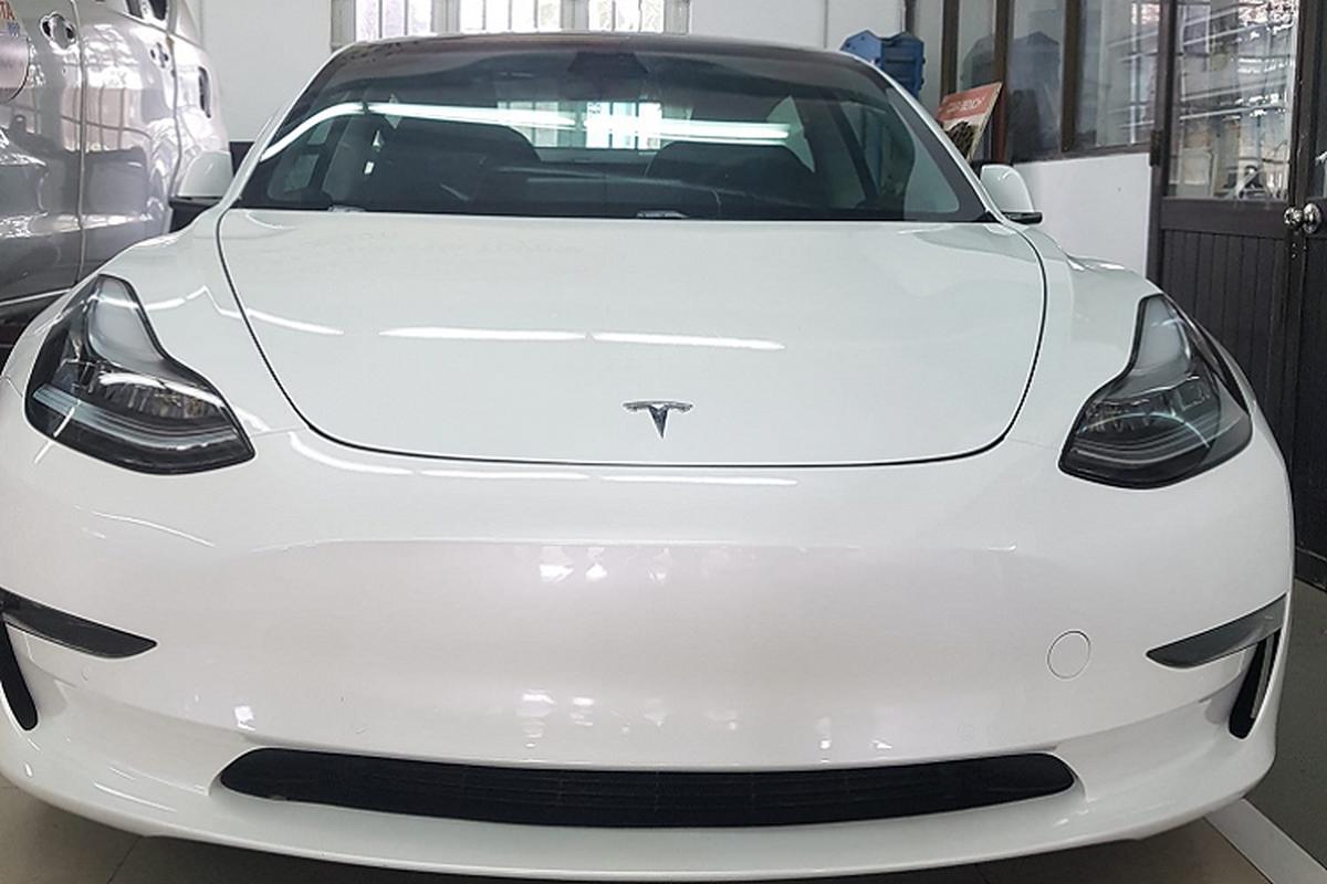 Xe Tesla Model 3 tien ty ve Viet Nam phuc vu sinh vien hoc tap-Hinh-8