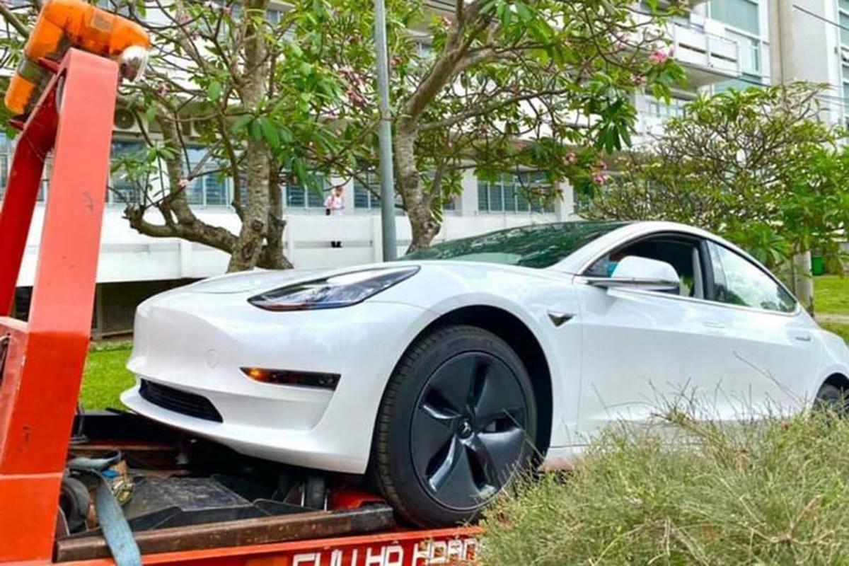 Xe Tesla Model 3 tien ty ve Viet Nam phuc vu sinh vien hoc tap-Hinh-4