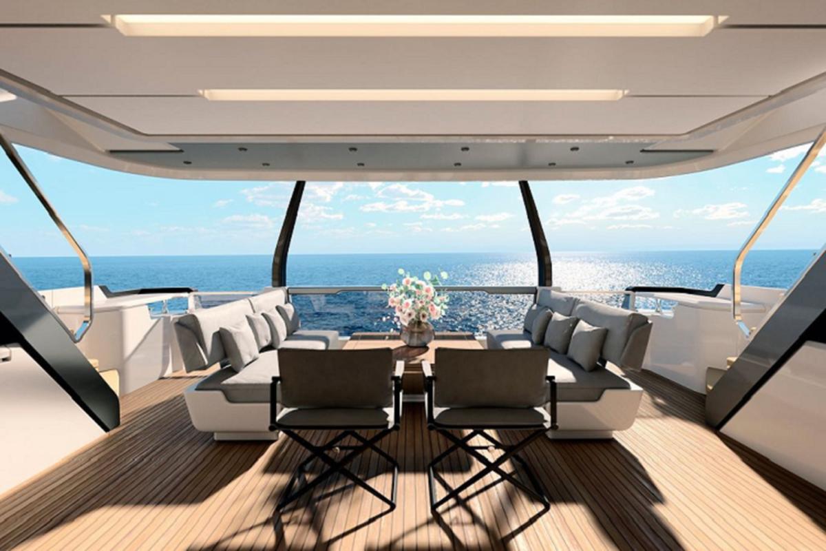 Ngam sieu du thuyen Ferretti Yachts cuc rong, cuc manh-Hinh-3