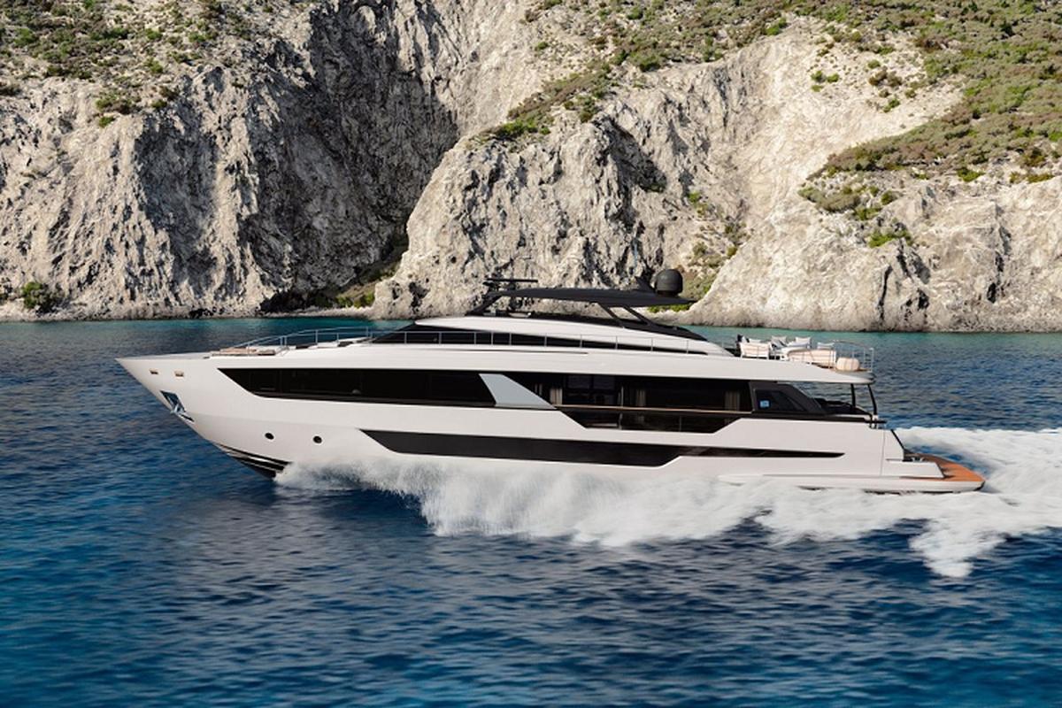 Ngam sieu du thuyen Ferretti Yachts cuc rong, cuc manh-Hinh-6