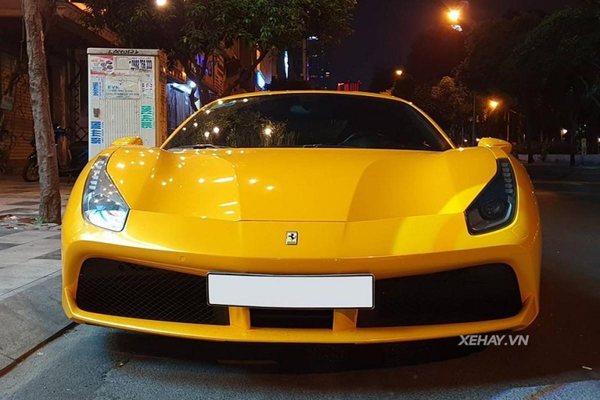 Ferrari 488 GTB hon 15 ty tung