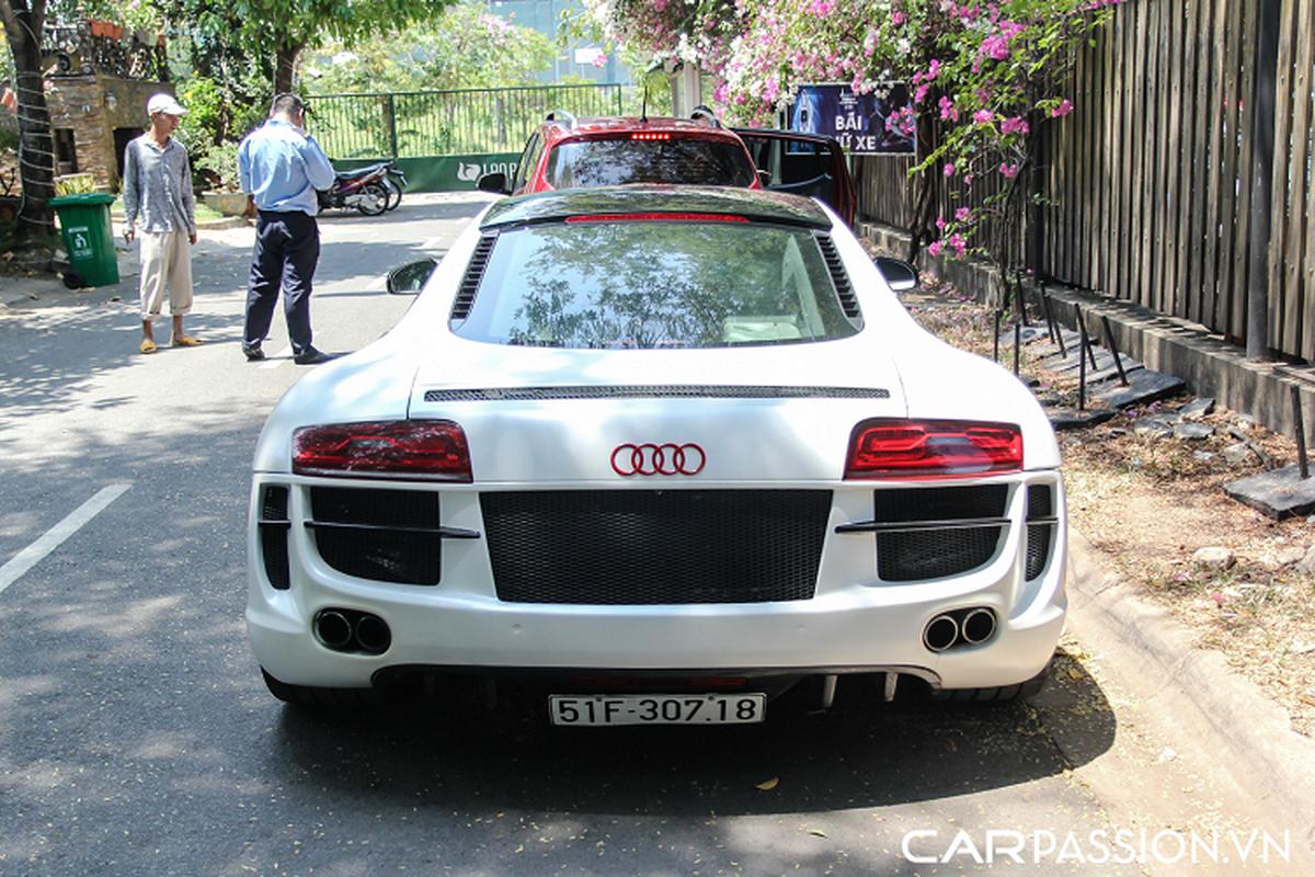 """Sieu xe Audi R8 voi goi do """"khung"""" PPI Razor tai xuat tai Sai Gon-Hinh-10"""