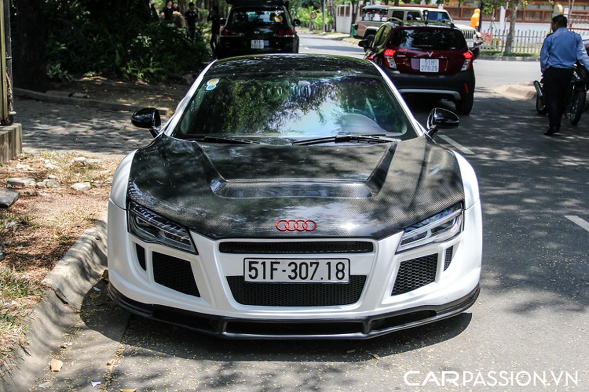 """Sieu xe Audi R8 voi goi do """"khung"""" PPI Razor tai xuat tai Sai Gon-Hinh-3"""