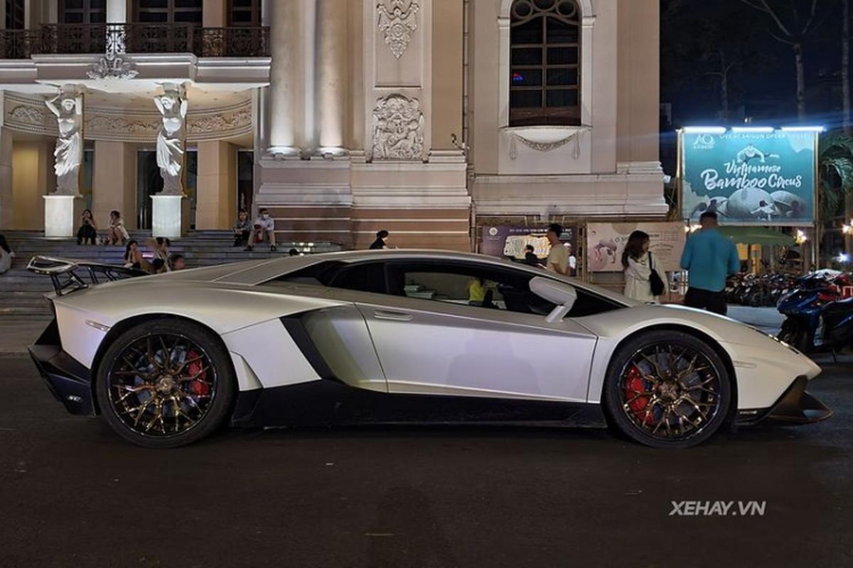 "Day la chiec Lamborghini Aventador ""doc"" nhat Viet Nam o Sai Gon-Hinh-2"
