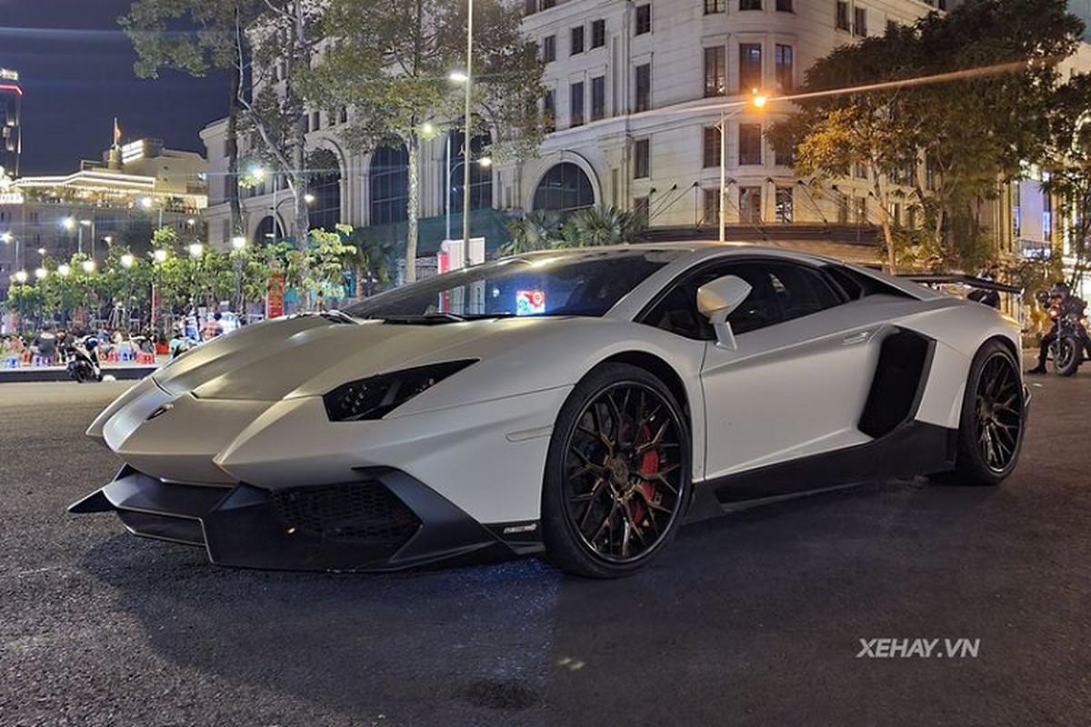"Day la chiec Lamborghini Aventador ""doc"" nhat Viet Nam o Sai Gon-Hinh-4"