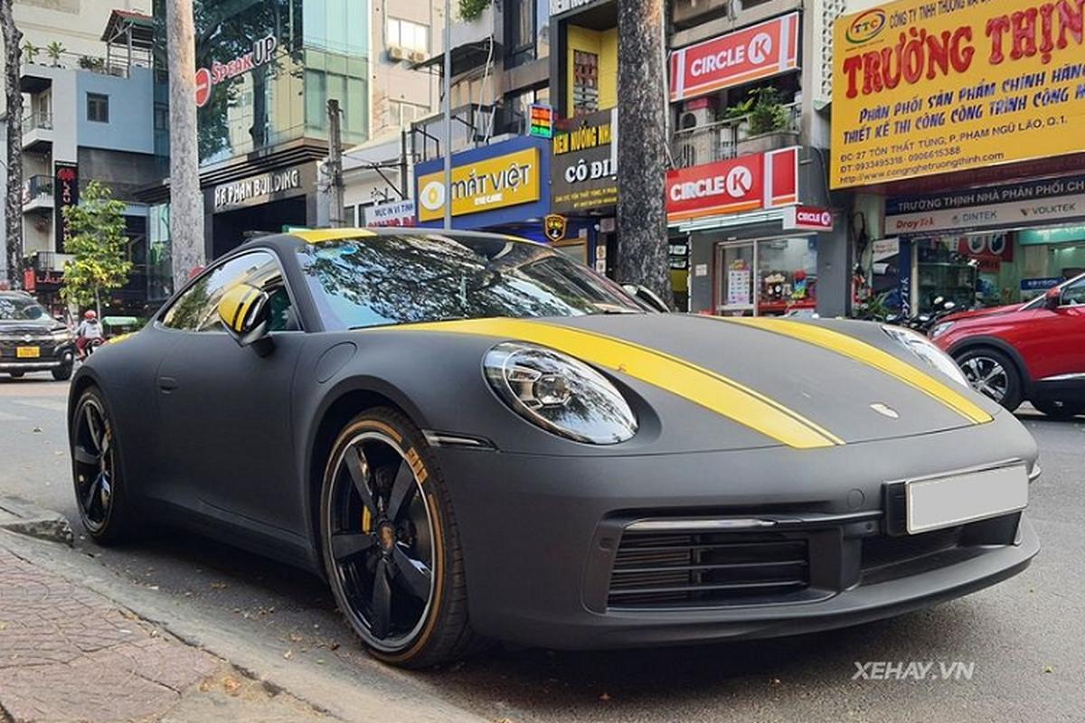 Porsche 911 Carrera hon 7 ty cua con gai Minh Nhua