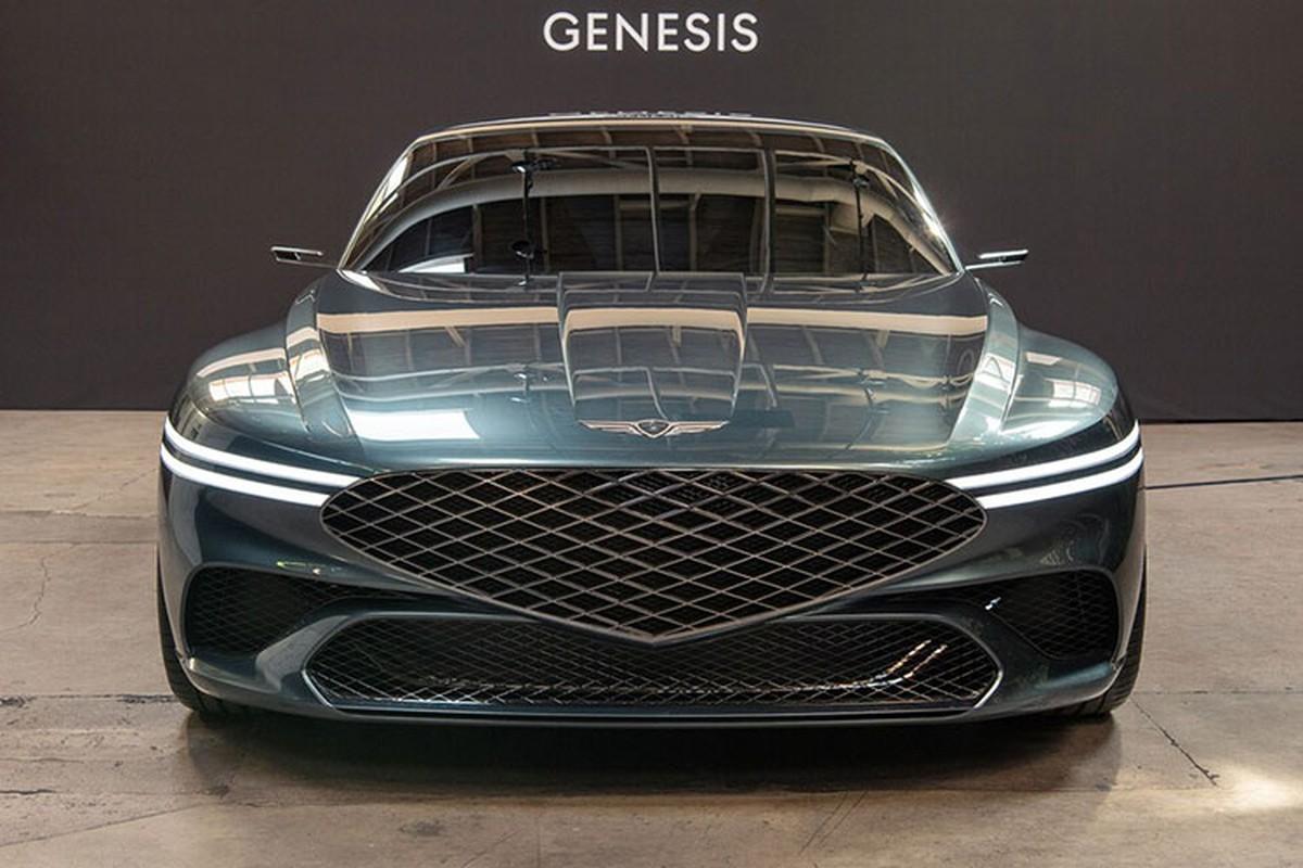 Genesis X couple concept ra mat, xe dien tuong lai dep hut hon-Hinh-7