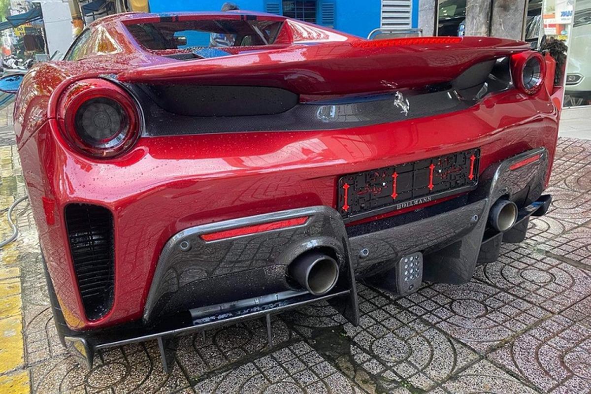 Ferrari 488 Pista Spider thu 2 ve Viet Nam, khong duoi 30 ty dong-Hinh-6