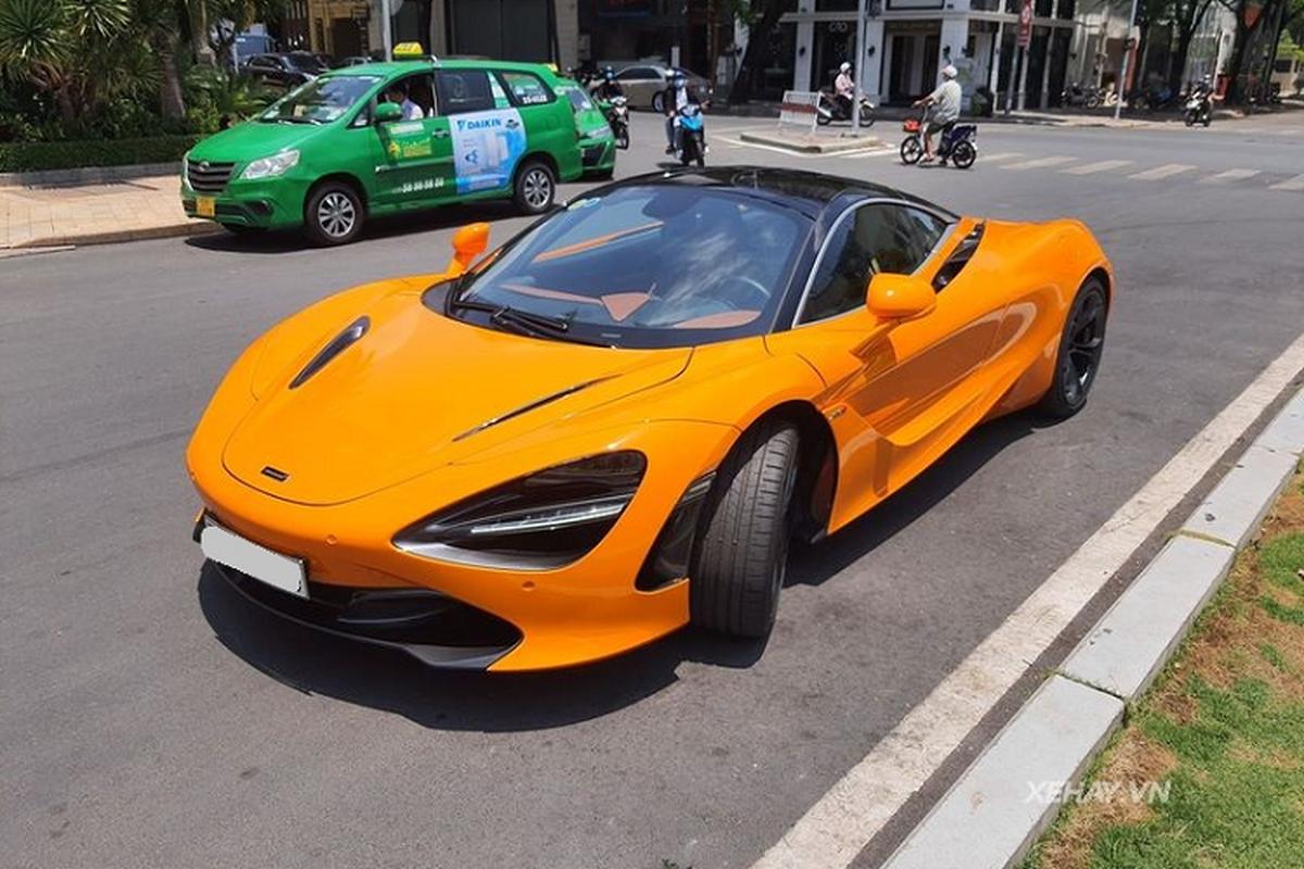 Sieu xe McLaren 720S hon 20 ty, it lo dien nhat Viet Nam-Hinh-2