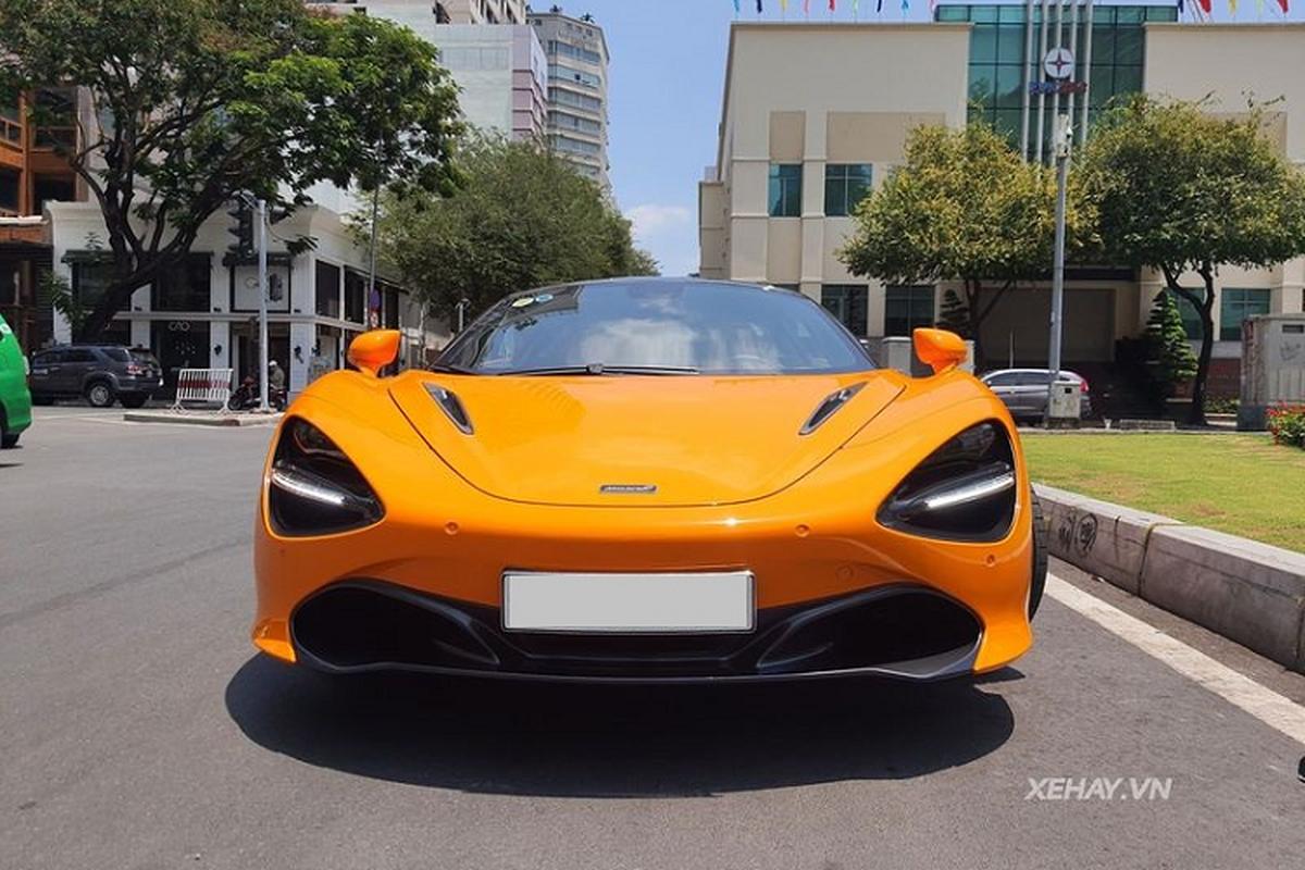 Sieu xe McLaren 720S hon 20 ty, it lo dien nhat Viet Nam-Hinh-5