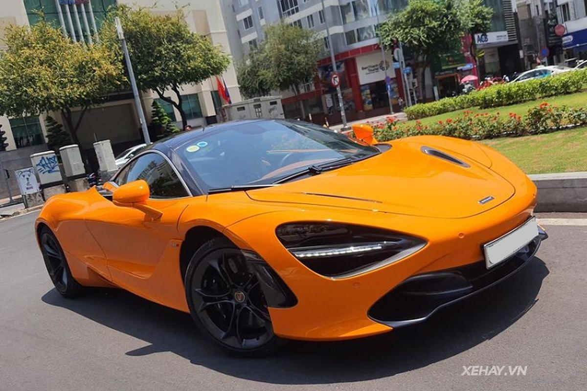 Sieu xe McLaren 720S hon 20 ty, it lo dien nhat Viet Nam-Hinh-6