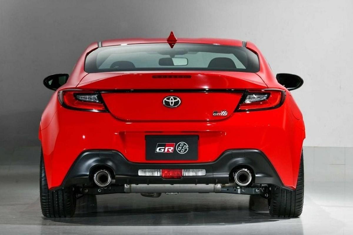 Toyota GR 86 2022 ven man, dong co manh, noi that chat hon-Hinh-4