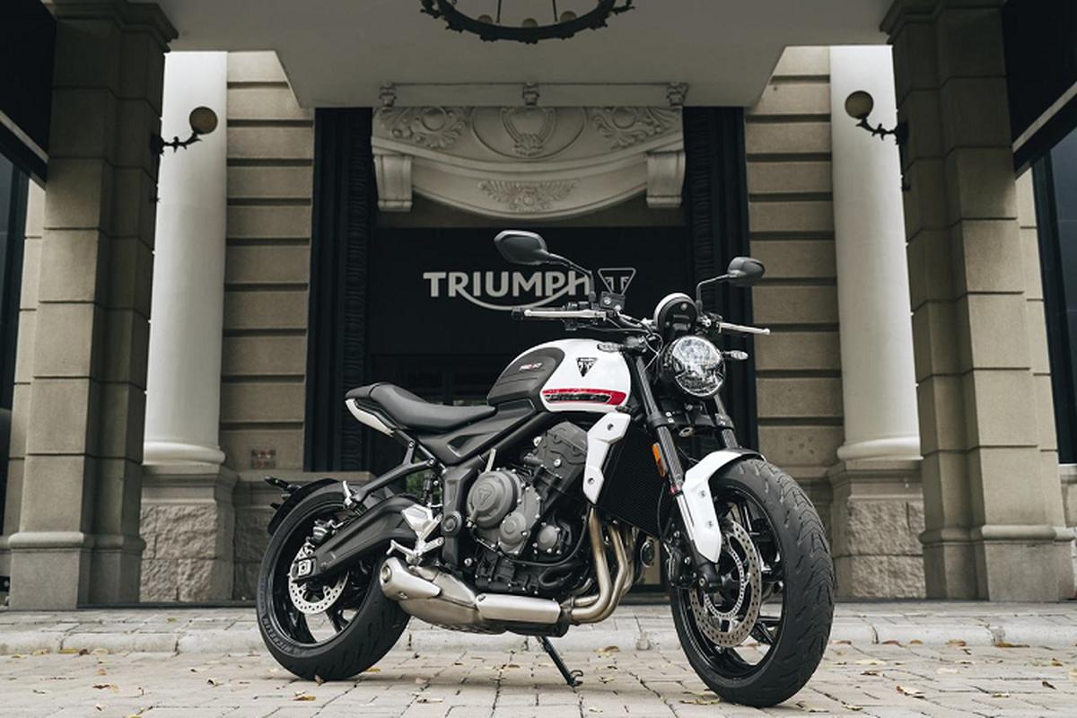 Triumph Trident tu 265 trieu,