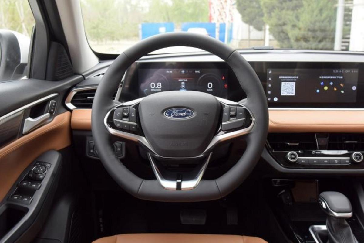 Ra mat Ford Escort 2021,