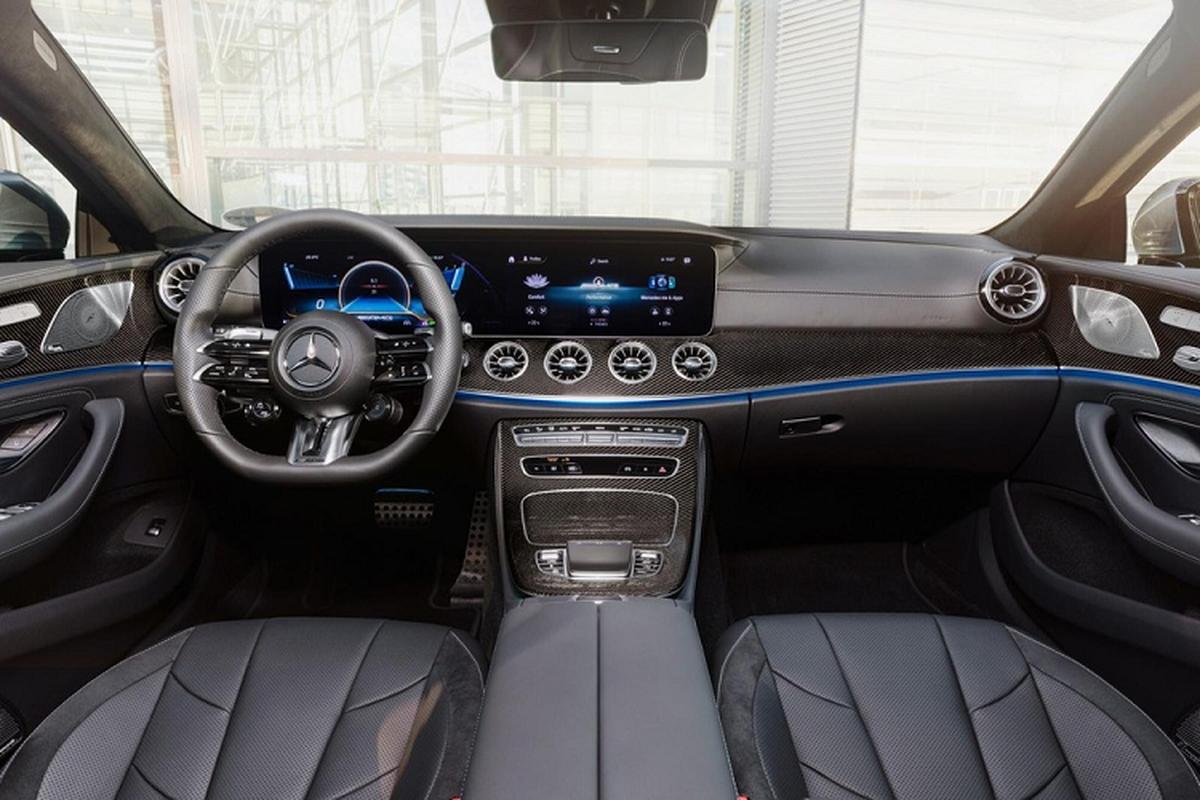 Xe sang Mercedes-Benz CLS 2021