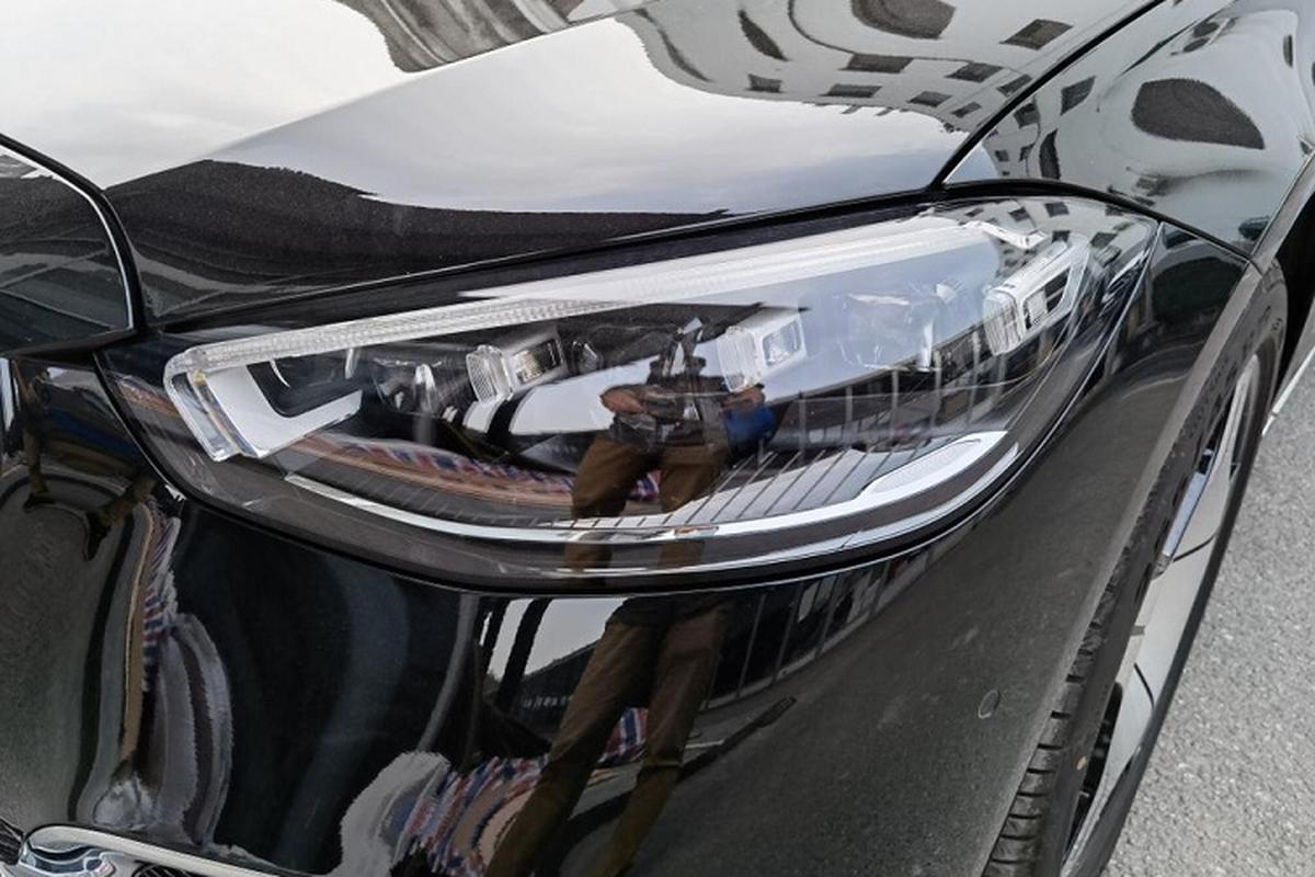 Mercedes-Maybach S480 2021 moi - sieu sang Maybach S-Class re nhat-Hinh-2