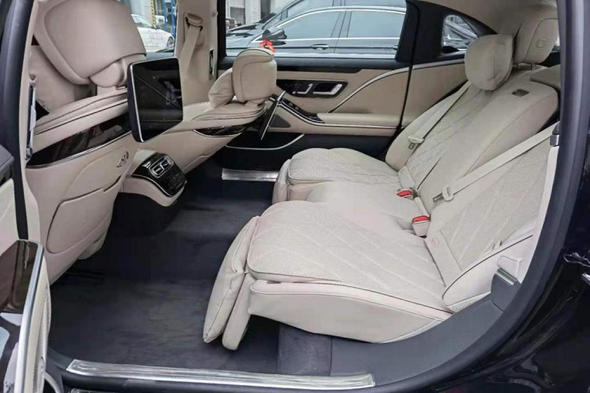 Mercedes-Maybach S480 2021 moi - sieu sang Maybach S-Class re nhat-Hinh-5