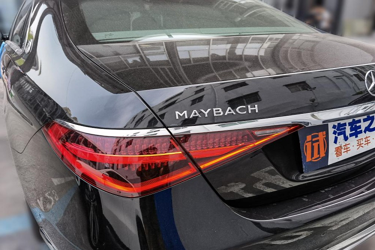 Mercedes-Maybach S480 2021 moi - sieu sang Maybach S-Class re nhat-Hinh-7