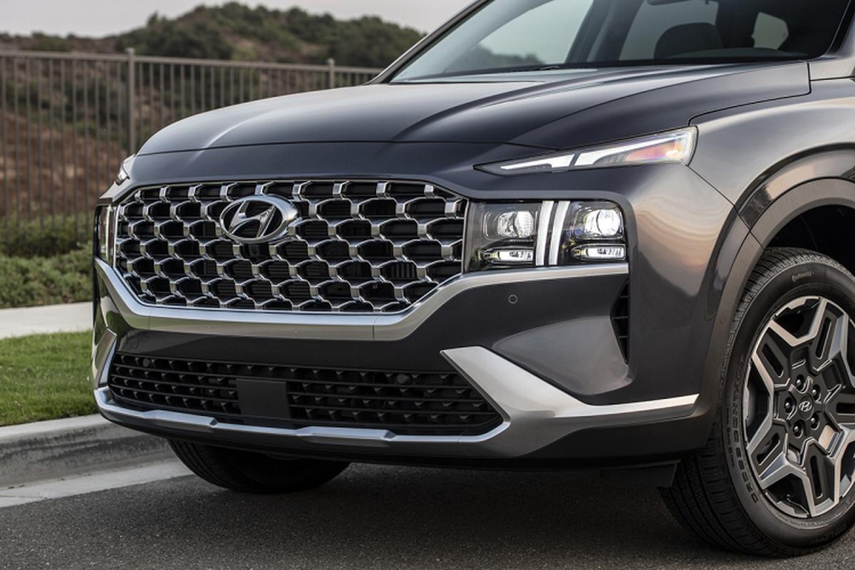 Hyundai SantaFe 2021 tu 891 trieu dong tai Indo, sap ve Viet Nam-Hinh-4