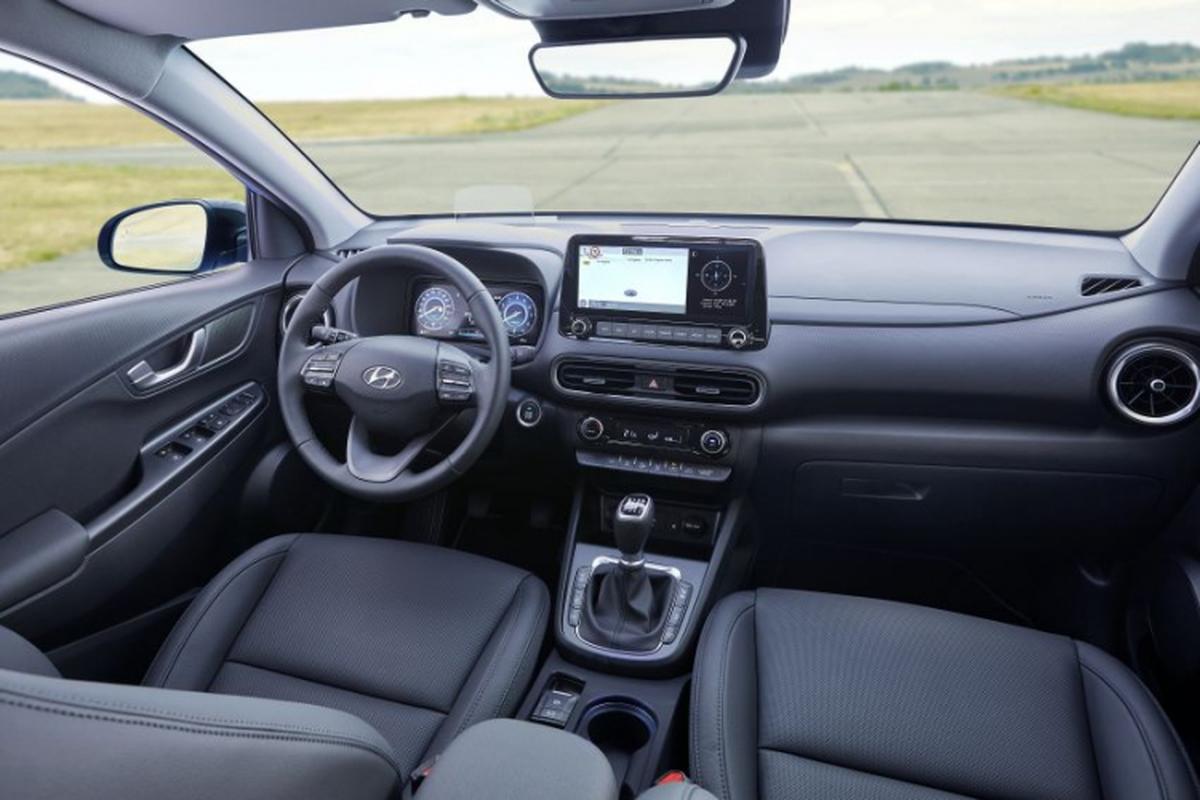 Hyundai Kona 2021 tu 645 trieu dong tai Malaysia, sap ve Viet Nam-Hinh-5