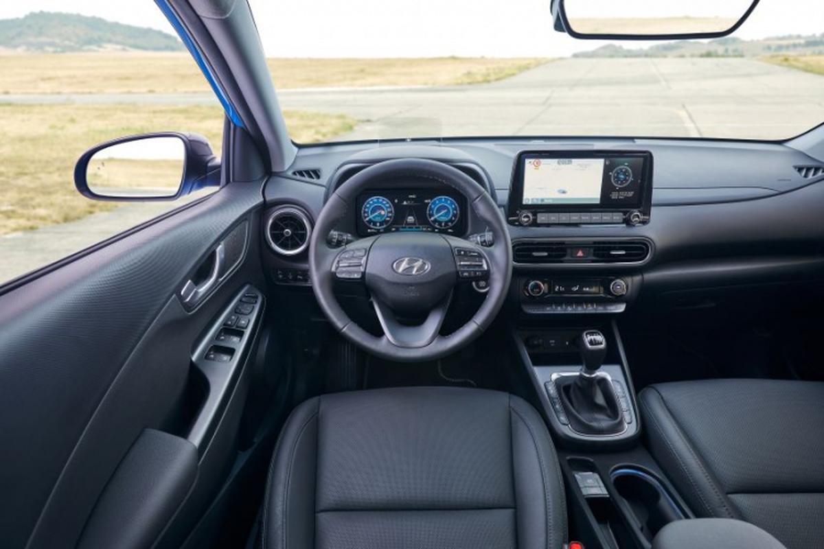 Hyundai Kona 2021 tu 645 trieu dong tai Malaysia, sap ve Viet Nam-Hinh-6