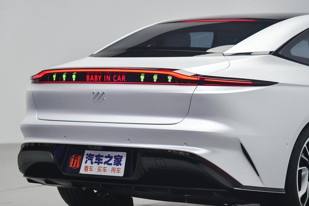 Zhiji IM L7 Dien Bien - Chinese luxury sedan-Hinh-3