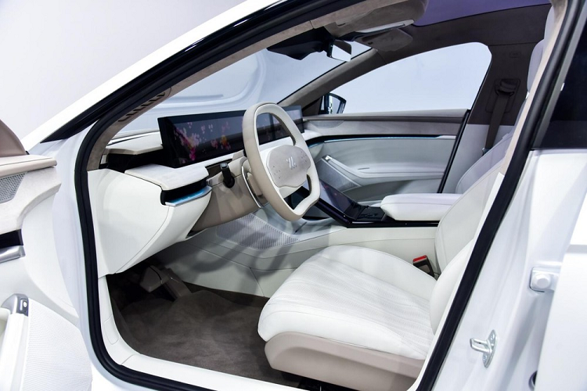 Zhiji IM L7 Dien Bien - Chinese luxury sedan-Hinh-5