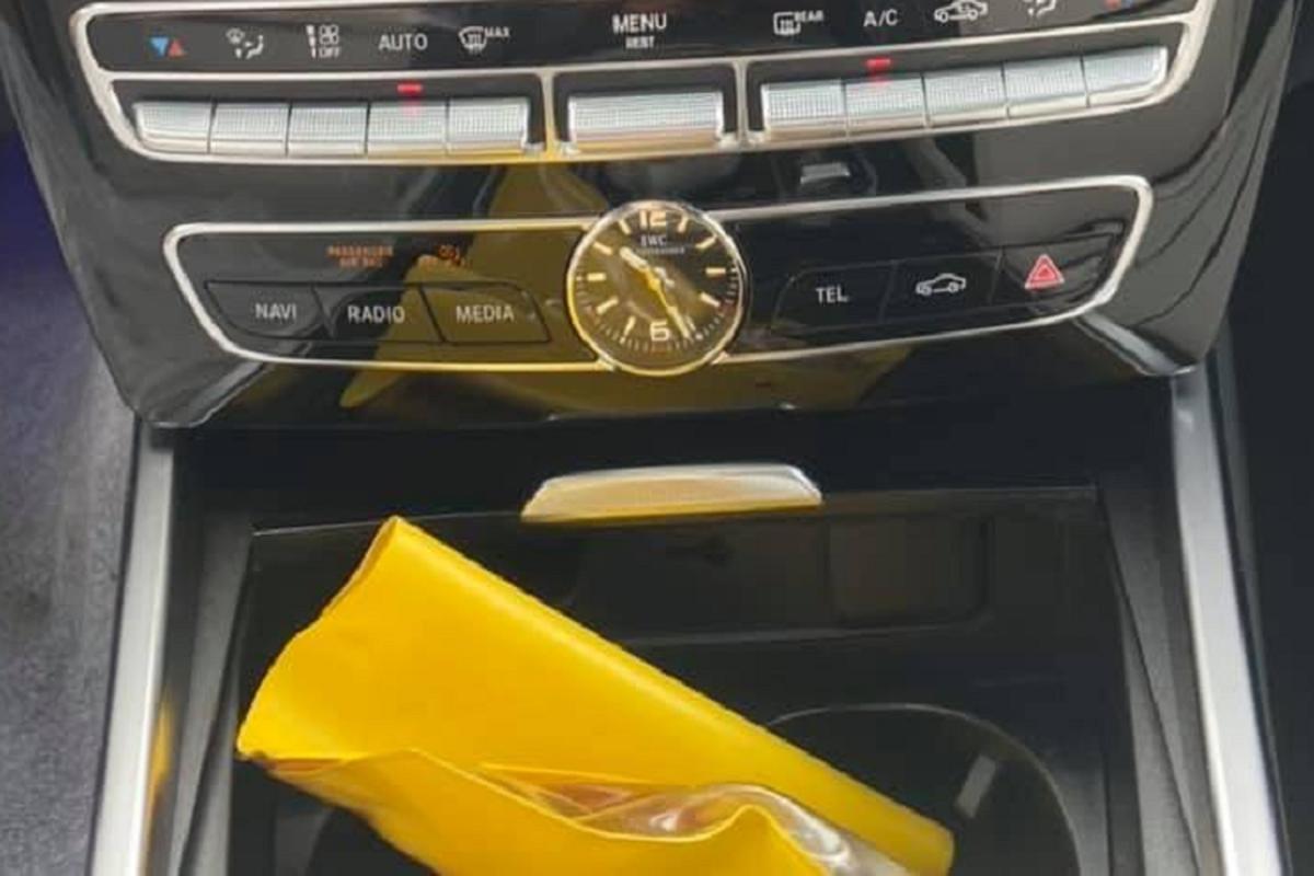 Mercedes-AMG G63 2021 mau doc, hon 10 ty ve Viet Nam-Hinh-8