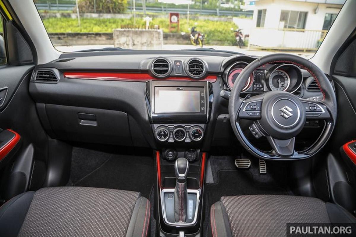 Suzuki Swift Sport tu 800 trieu dong tai Malaysia, co ve Viet Nam?-Hinh-11