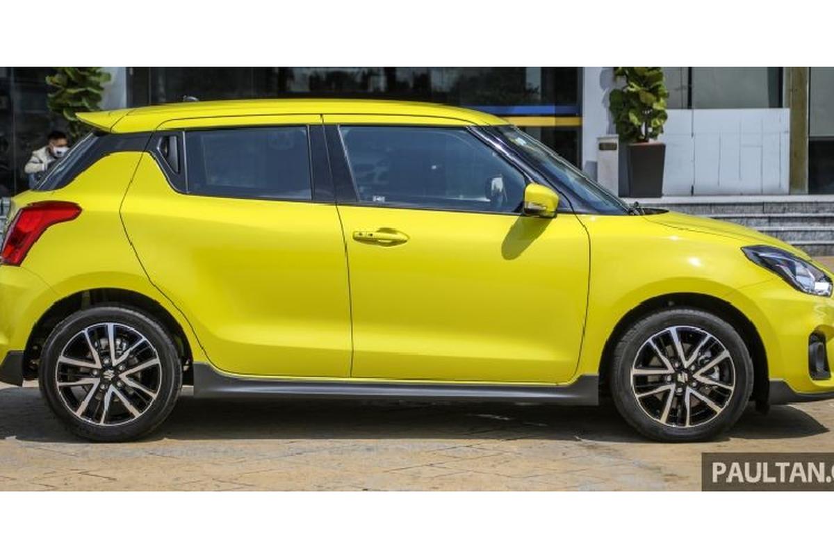 Suzuki Swift Sport tu 800 trieu dong tai Malaysia, co ve Viet Nam?-Hinh-2
