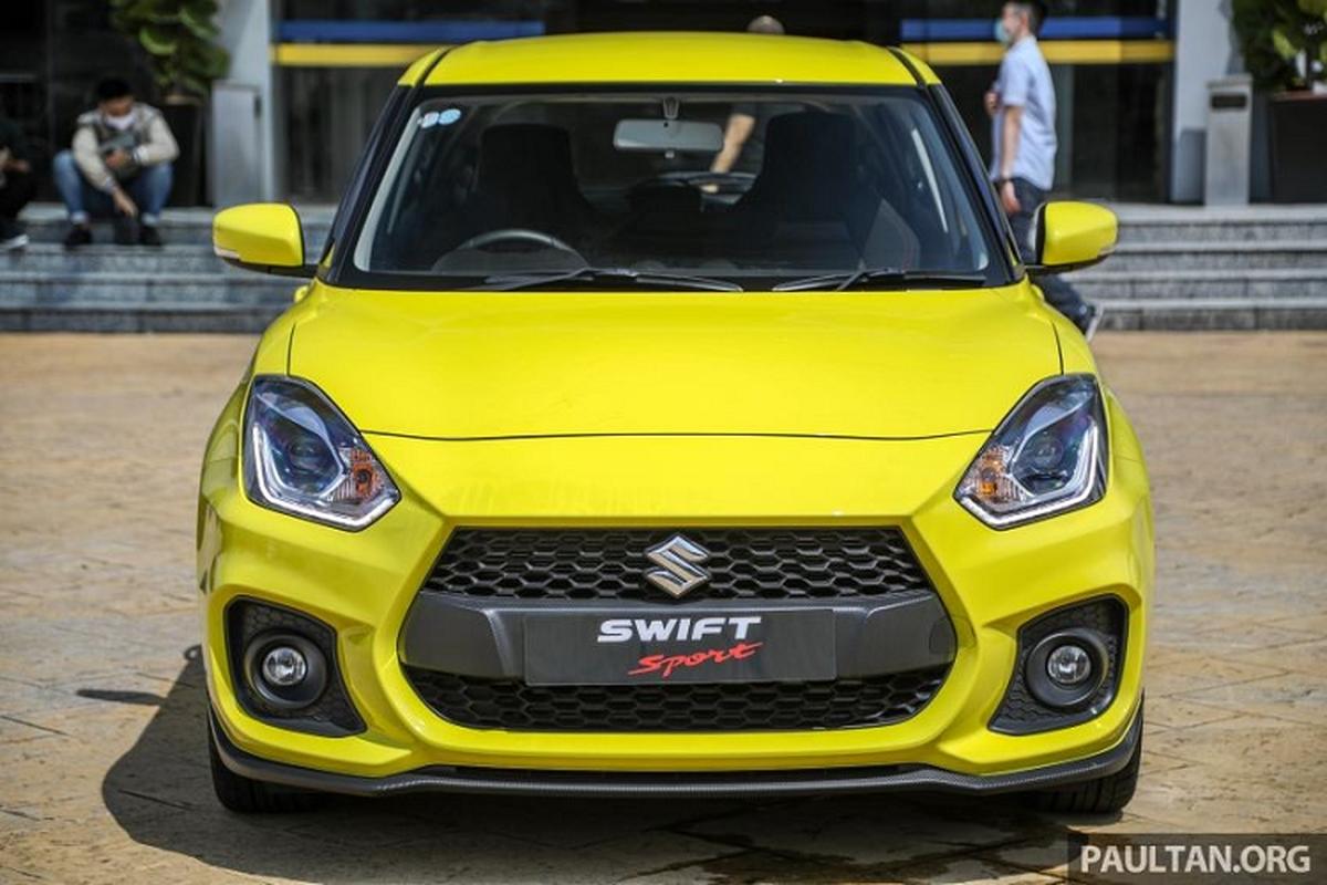 Suzuki Swift Sport tu 800 trieu dong tai Malaysia, co ve Viet Nam?-Hinh-3