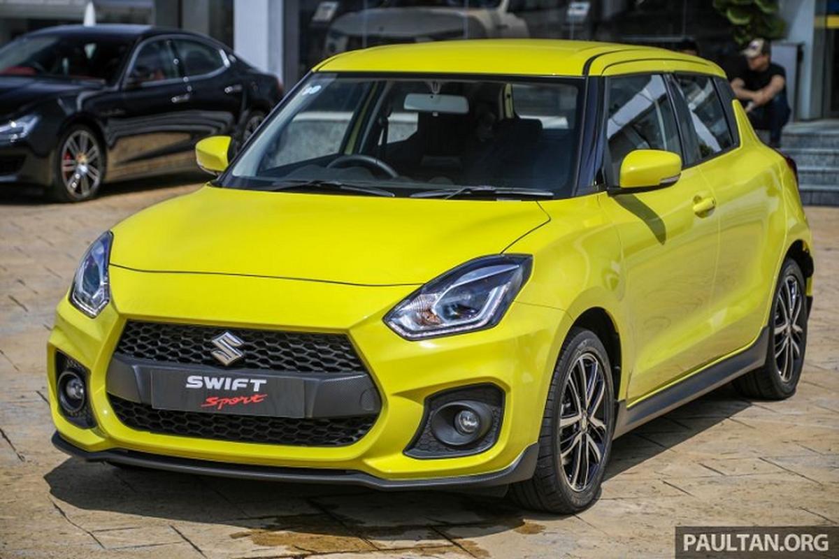 Suzuki Swift Sport tu 800 trieu dong tai Malaysia, co ve Viet Nam?-Hinh-4