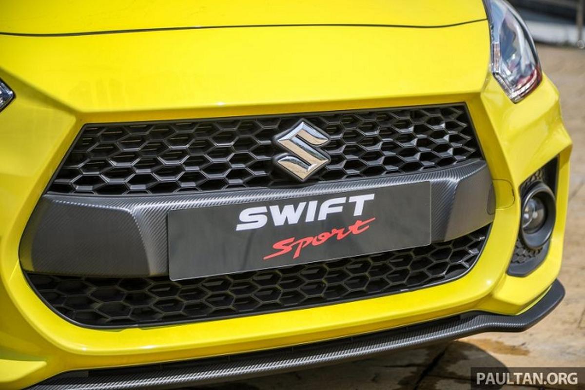 Suzuki Swift Sport tu 800 trieu dong tai Malaysia, co ve Viet Nam?-Hinh-5