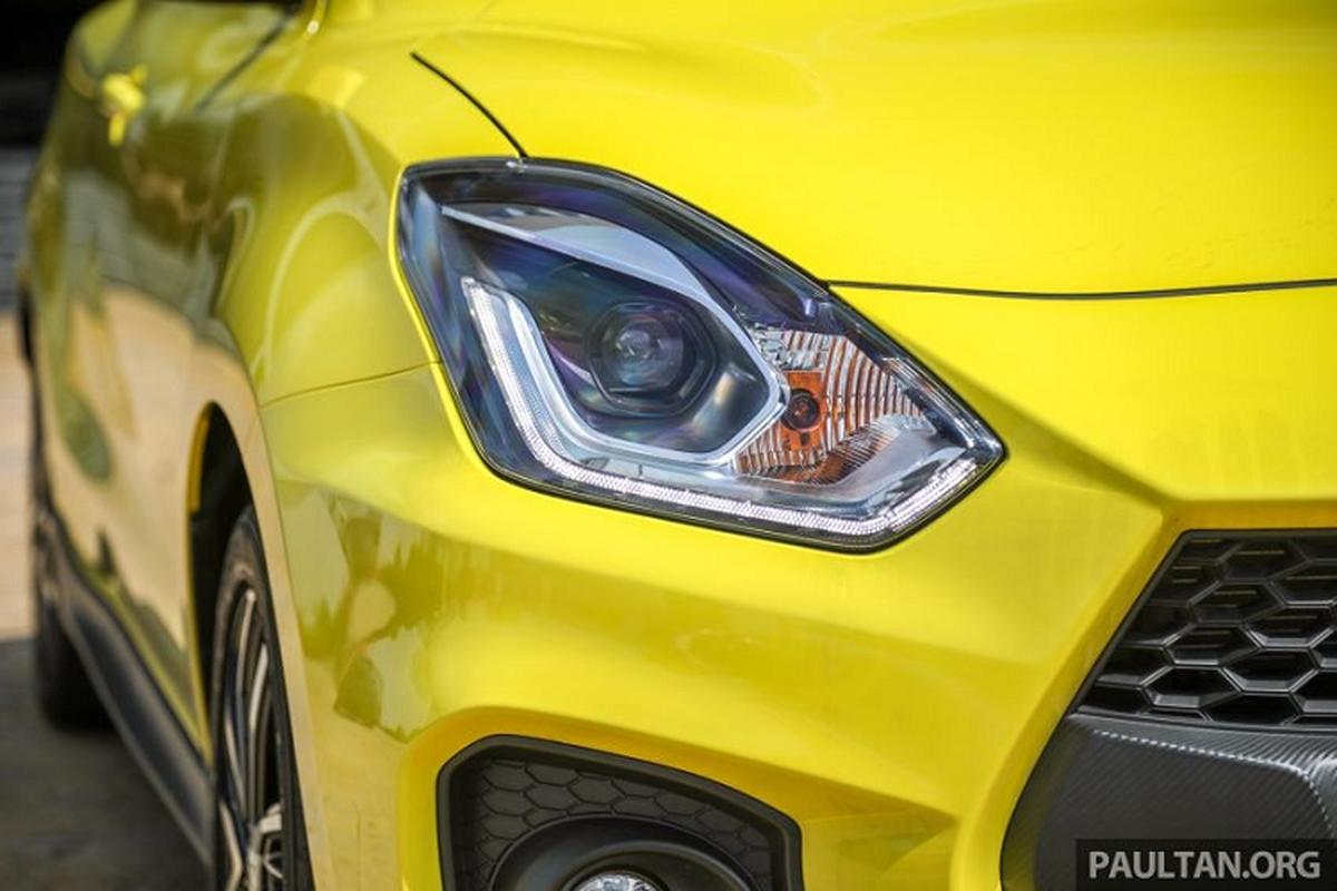 Suzuki Swift Sport tu 800 trieu dong tai Malaysia, co ve Viet Nam?-Hinh-9