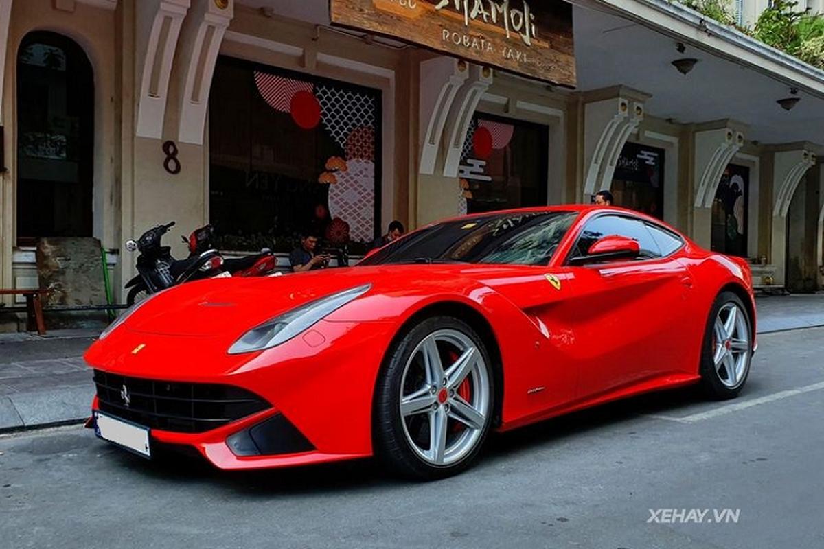 """Ferrari F12 Berlinetta do ong xa """"hang thua"""
