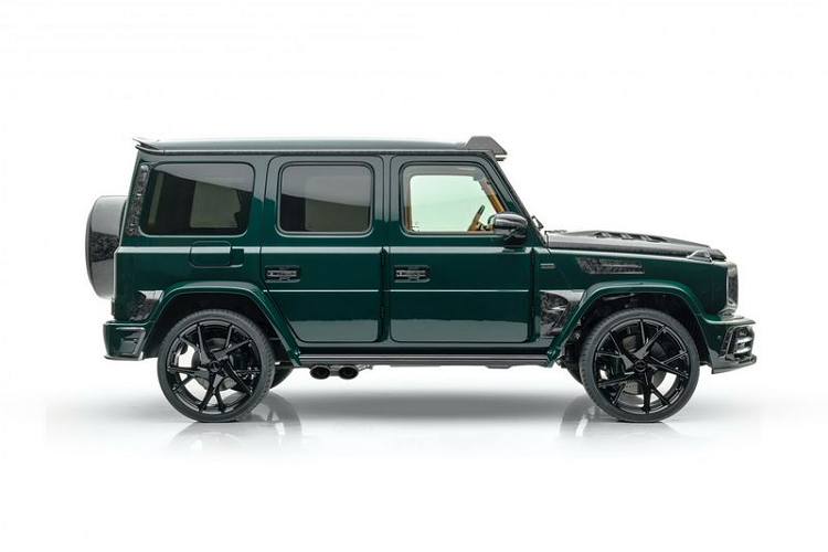 """Mansory """"hoi sinh"""" Gronos - Mercedes-AMG G63 dac biet hon 15 ty dong-Hinh-2"""