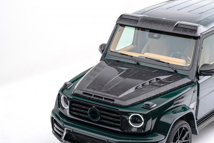 """Mansory """"hoi sinh"""" Gronos - Mercedes-AMG G63 dac biet hon 15 ty dong-Hinh-3"""