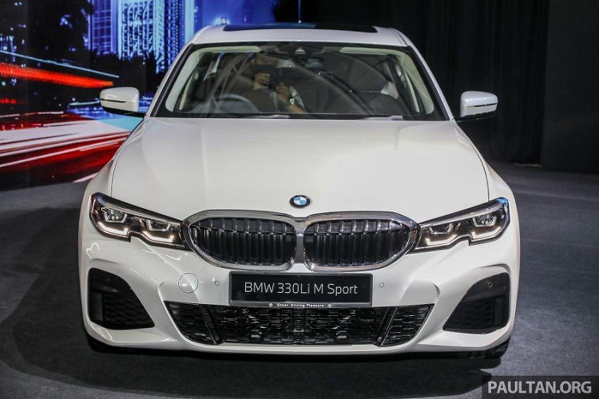 Chi tiet BMW 3-Series Li tu 1,45 ty dong, sap ve Viet Nam?-Hinh-2
