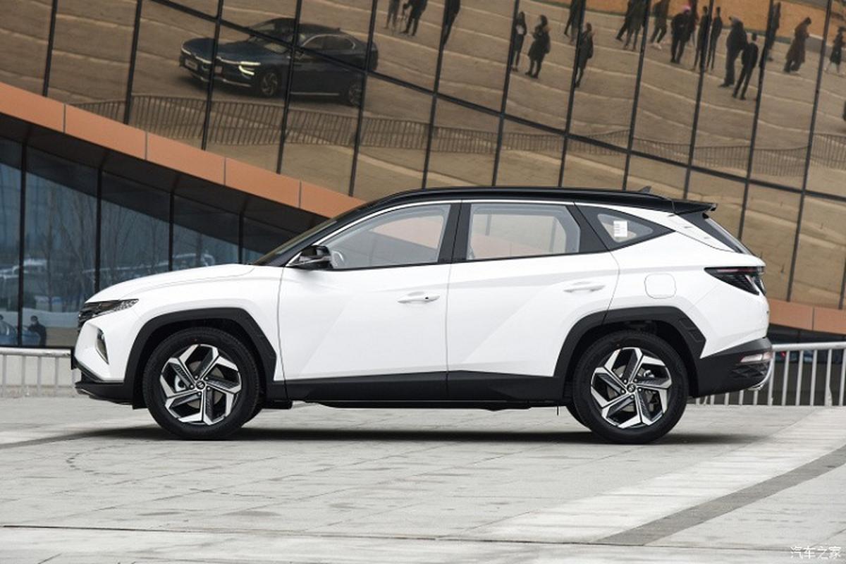 Hyundai Tucson L 2021 tu 570 trieu dong, sat vach Viet Nam-Hinh-8