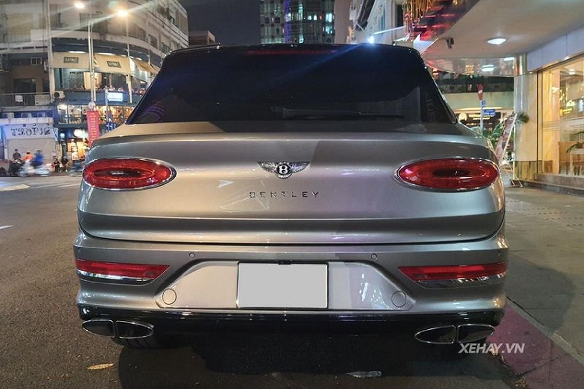SUV sieu sang Bentley Bentayga V8 2021 hon 17 ty ve Viet Nam-Hinh-7